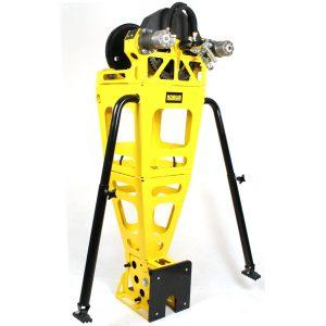 Modular 300 Series Pipe Puller Machine Image