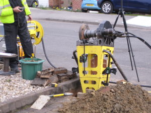 Minimising Excavations with the Kobus Pipe Puller