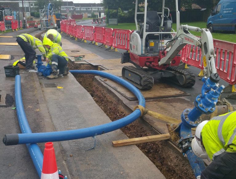 Water Mains Renewal Schemes