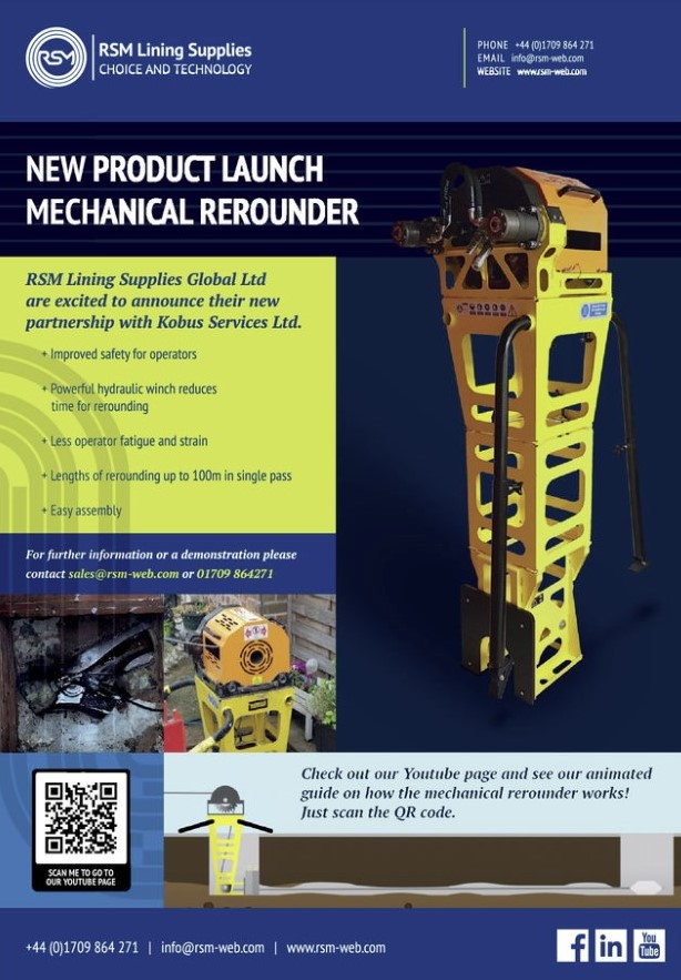 RSM launches NEW Kobus Rerounder