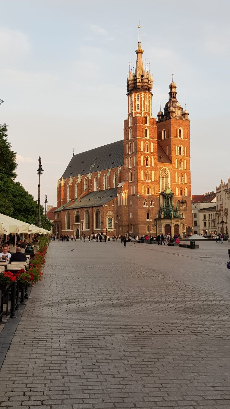 Kobus is in Poland!