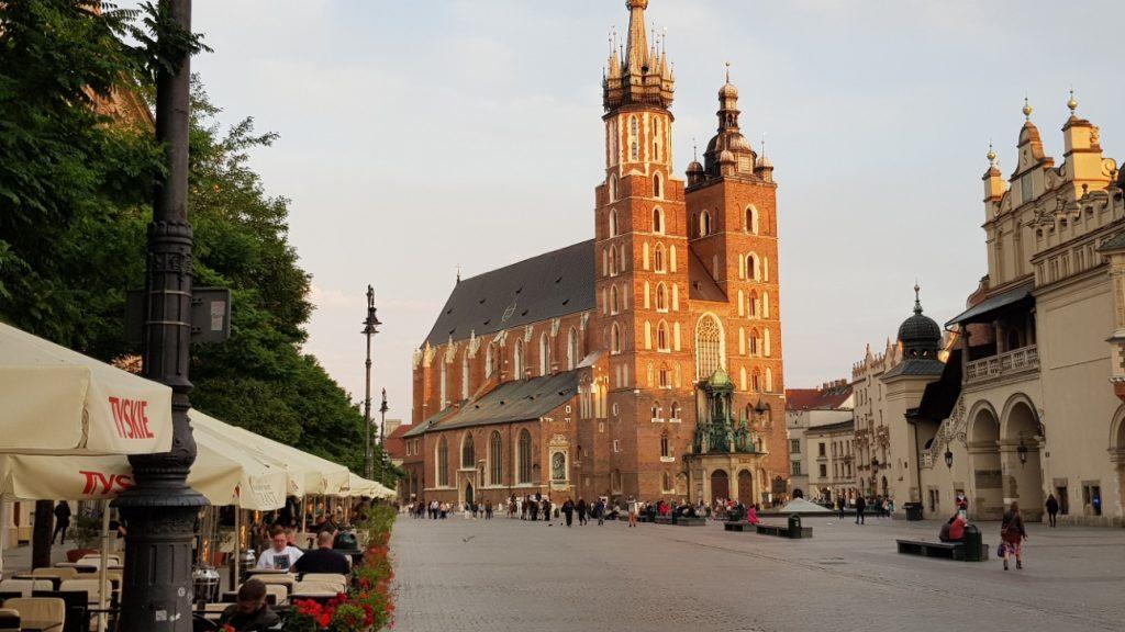 Poland Scene - Krakow