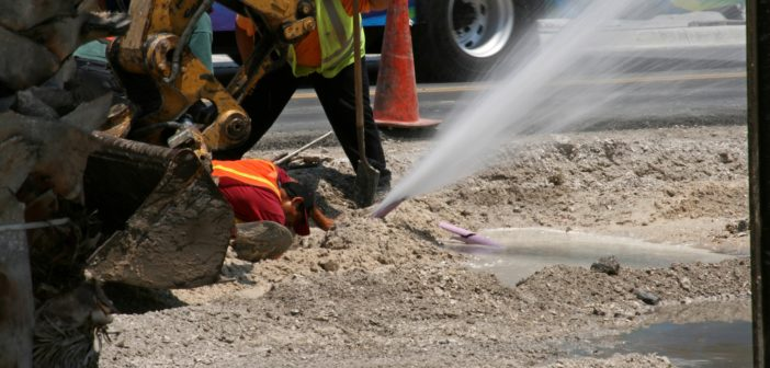 Utility strikes and trenchless technology